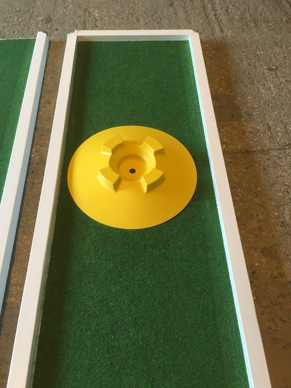 Mobile 9 Hole Crazy Golf Activity for sale