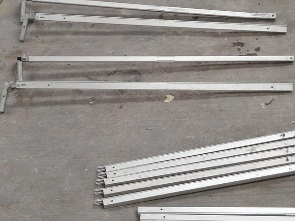 3m x 12m Clearspan Modular Canopy Frames