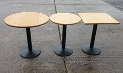 18 Solid Beech tables