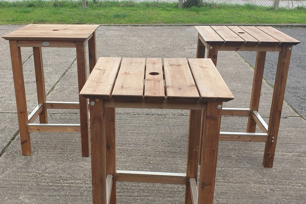 Wooden pub furniture for sale