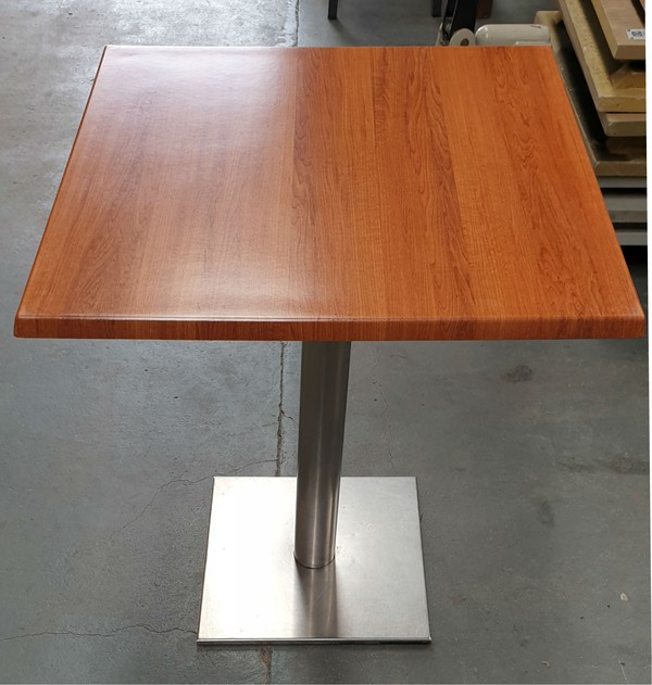 Cafe / restaurant square tables for sale