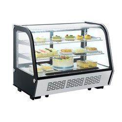 160L Counter Top Display Fridge