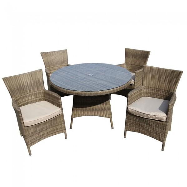 Beer garden rattan furniture for sale