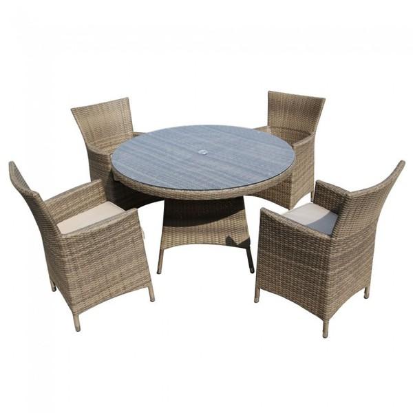 Hotel rattan furniture