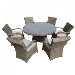 Maldives rattan chairs and tables
