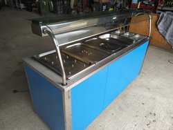 Long carvery counter for sale