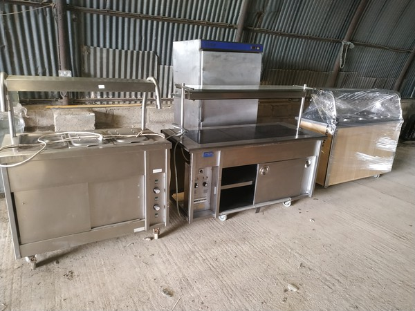 Secondhand carvery for sale