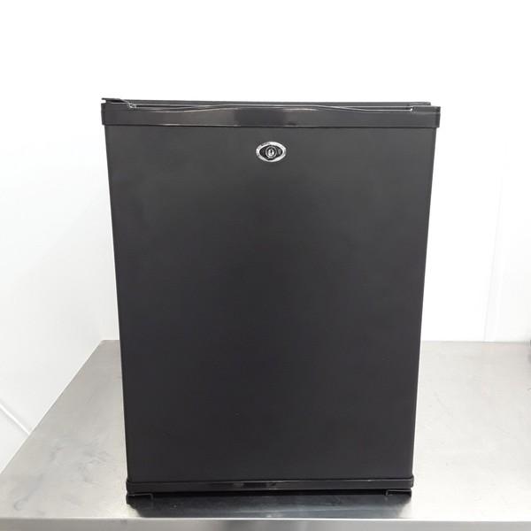 Hotel mini bar fridge