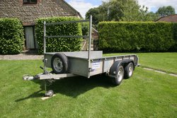 Ifor Williams GD105G Trailer for sale