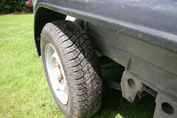 Good trailer tyres