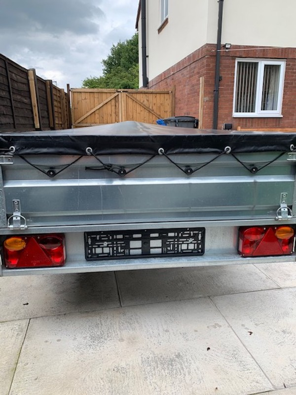 Flat Bed Tractus Trailer by Farotrailers
