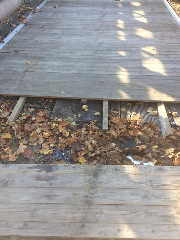 Used Tectonics Suspended Flooring