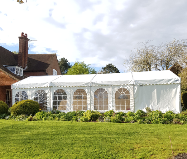 Secondhand marquee business