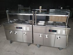 second hand carvery counters for sale
