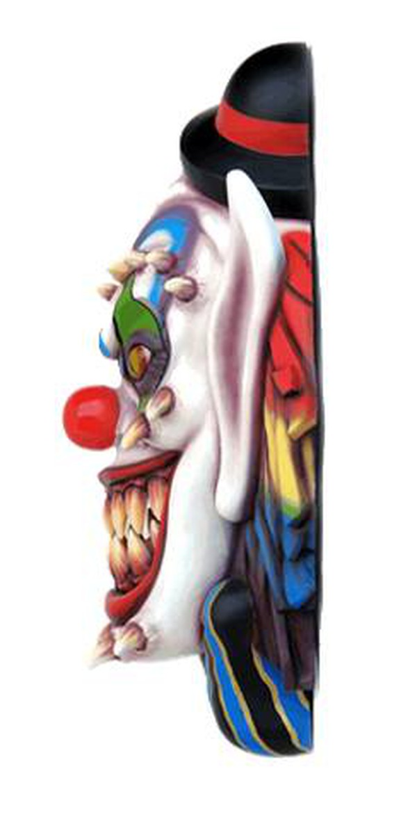scary clown prop for sale