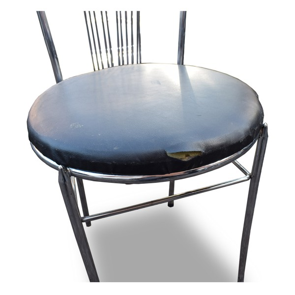second hand Chrome Chairs