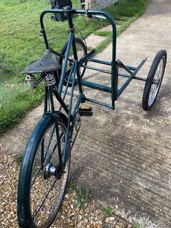 Catering Trike Bike