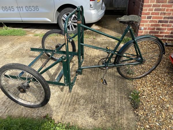 buy Catering Trike Bike