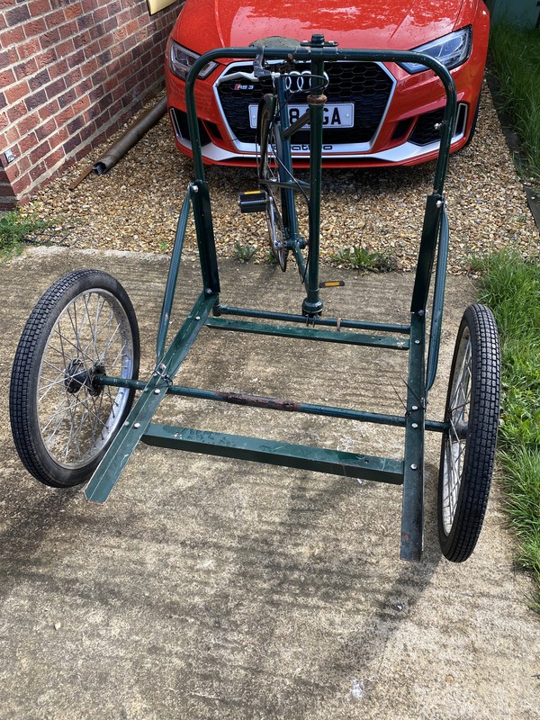 Catering Trike Bike for sale