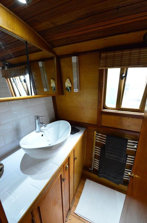 57 foot Trad Narrowboat