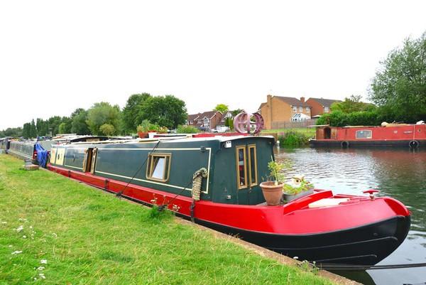Tyler Wilson 57' Trad Narrowboat