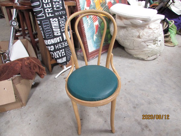 Light Coloured Bentwood Chairs