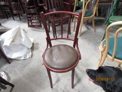 secondhand vintage bentwood chairs for sale