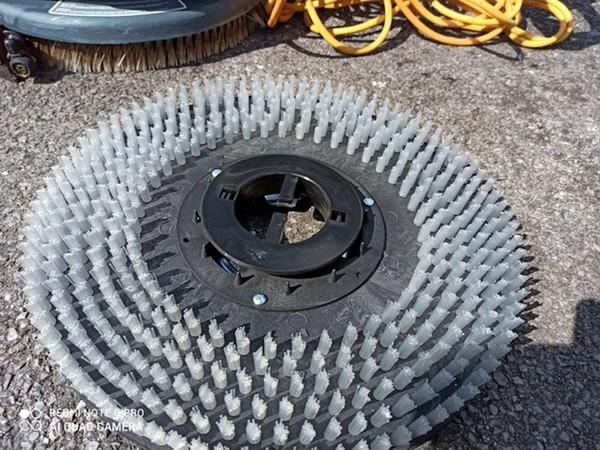 Industrial Floor Cleaner spare