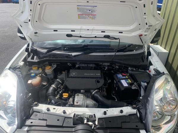 Fiat doblo engine bay