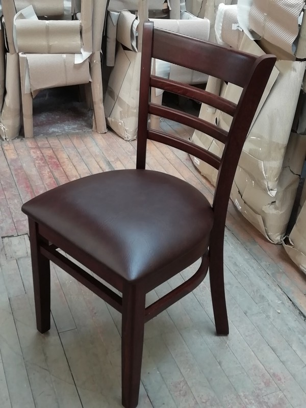 Walnut Frame Chair