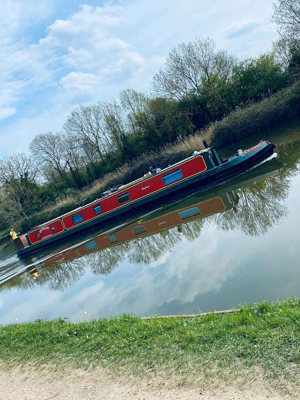 used narrow boats for sale