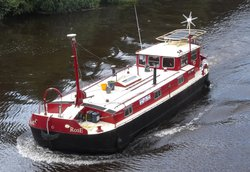 York Humber barge for sale