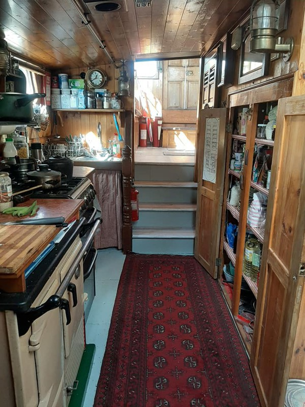 Canal Boats for sale near me