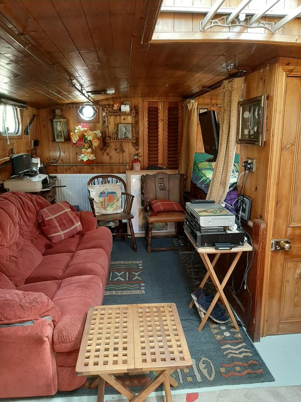 Humber Barge for sale York