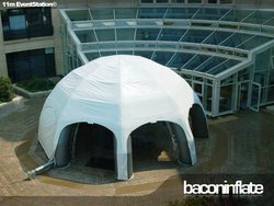11m EventStation Leg Unit Inflatable Structure