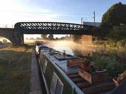Harmonia 54ft Narrowboat Canal Cruiser Boat
