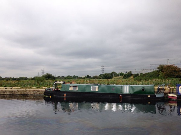 buy narrowboats London