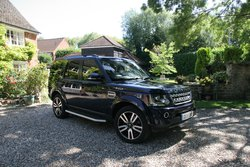 2015 Land Rover Discovery 4 HSE Luxury