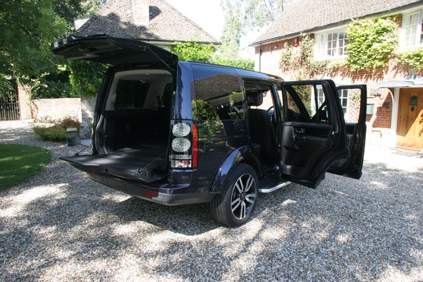 buy Land Rover Discovery 4 HSE Luxury