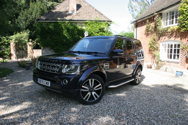 secondhand Land Rover Discovery