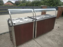 Carvery trolley