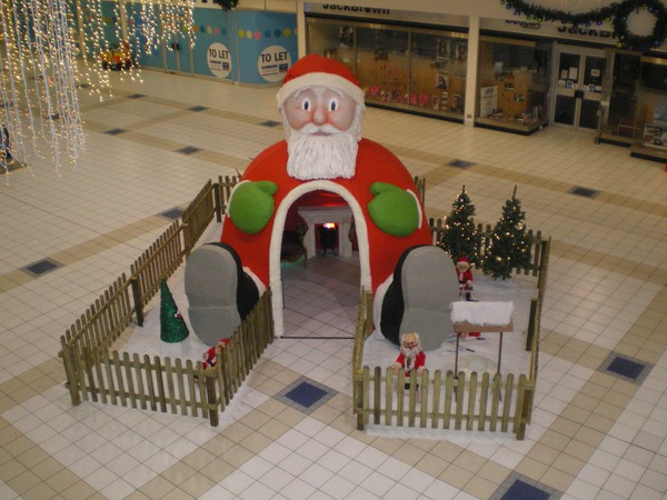 Christmas Santa's Grotto for sale