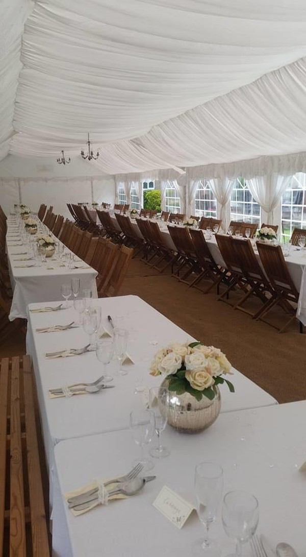 PVC Gala Marquee for sale