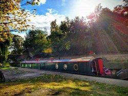 70ft Narrow Boat Canal Cruiser