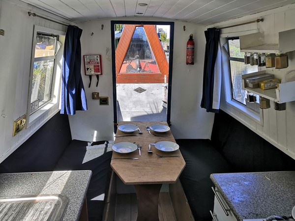 40ft Liveaboard Barge Narrowboat - London 10