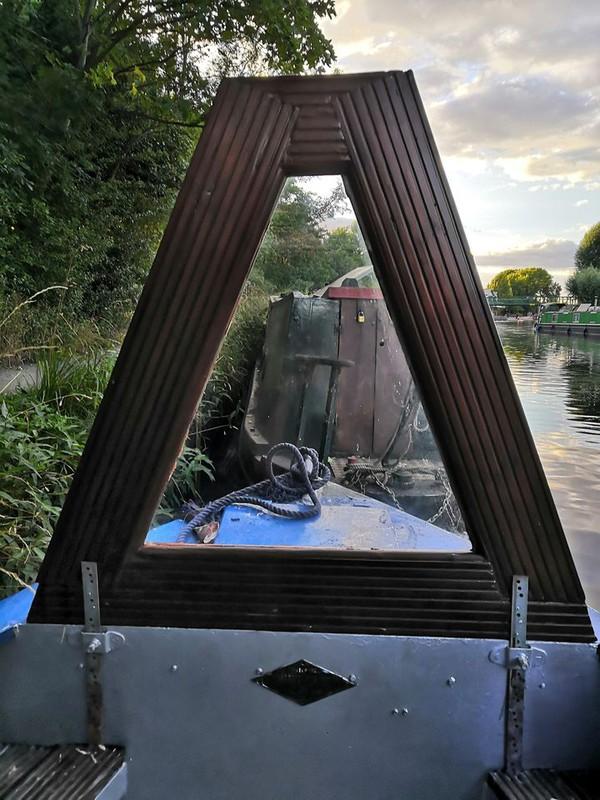 40ft Liveaboard Barge Narrowboat - London 8