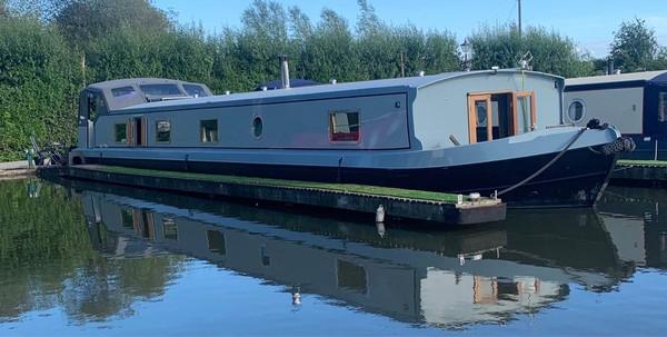 Collingwood Widebeam Boat 2019 Eurocruiser