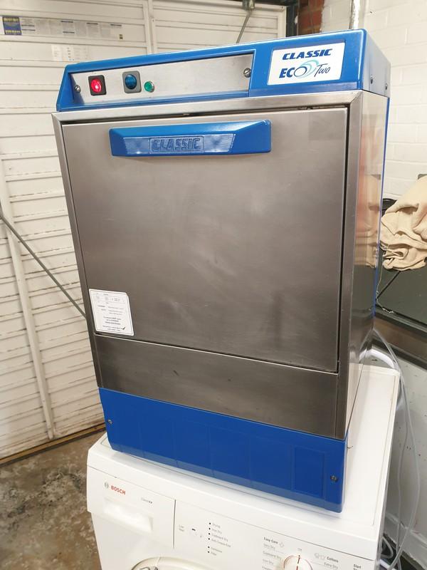 Classic Eco 2 Glass Washer