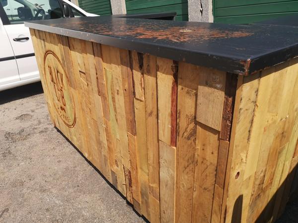 Secondhand Pub Equipment | Mobile Bar Units | Pallet Wood ...