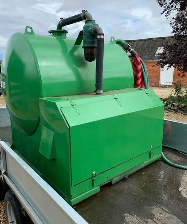 Rapid Vacuum tank 300 / 100
